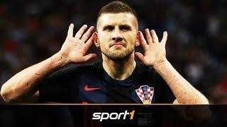 Ante Rebic: Vom Lustlos-Profi zum Shootingstar | SPORT1 - WM 2018