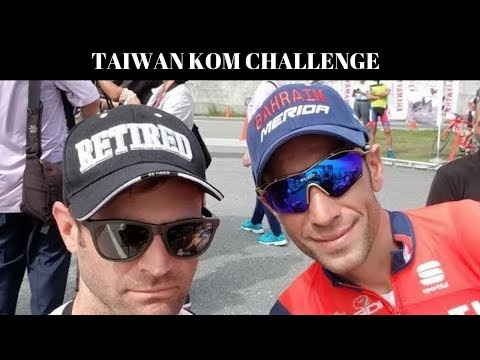 Phil Gaimons Worst Retirement Ever Taiwan KOM Challenge, Part 2: THE RACE
