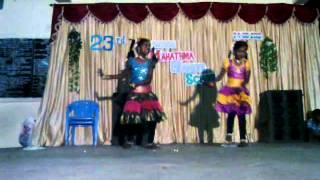 peraiyur mahathma gandhi school jeeva dyana dance
