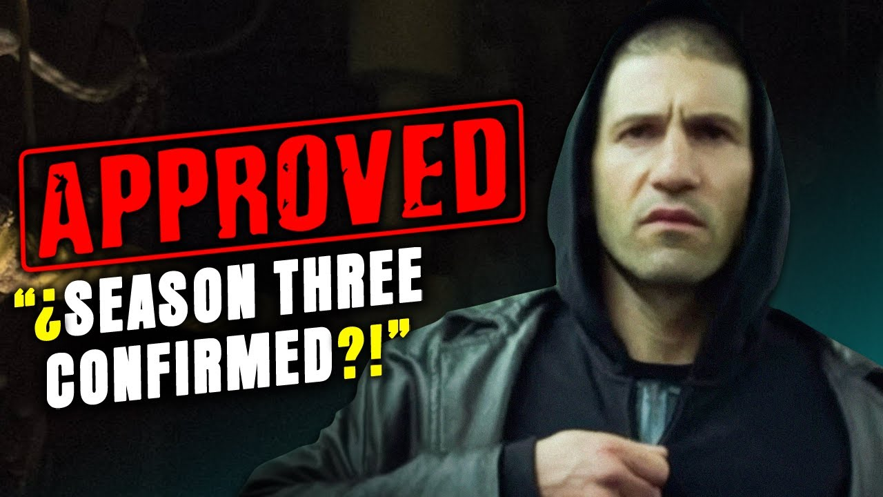 Download The Punisher Season 3 Confirmed?!