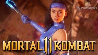 """The ONLY Way I Like Playing Kitana - Mortal Kombat 11: """"Kitana"""" Gameplay"""