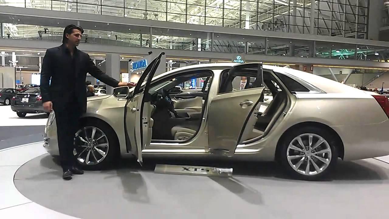 2012 Cadillac XTS - YouTube