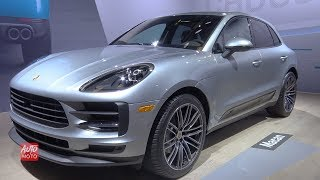 2019 Porsche Macan - Exterior And Interior Walk-around - 2018 LA Auto Show