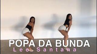 Popa da Bunda - Léo Santana - Coreografia by: Move yourself