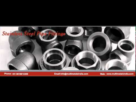 Stainless Steel Pipe Fitting | ASTM A403| ASTM A182