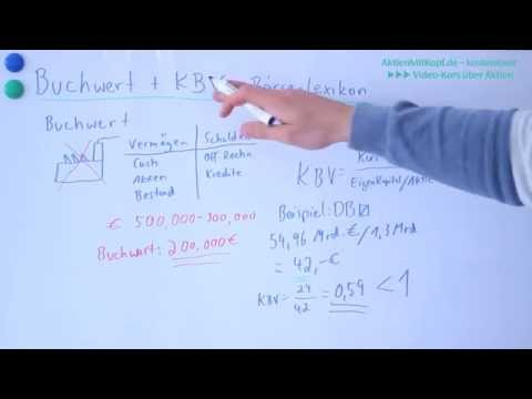 KGV / Kurs-Gewinn-Verhältnis erklärt - die größten Irrtümer | Christophs Aktienkursиз YouTube · Длительность: 7 мин6 с