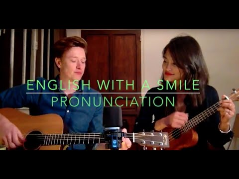 English with a Smile - Pronunciation of the vowel [æ:]