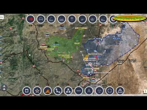 Сирия, Новости сегодня 16 сентября 2017. Война в Сирии
