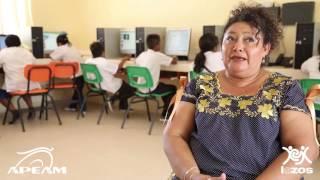 apeam y fundacin lazos en apoyo de 2 769 nios en michoacn