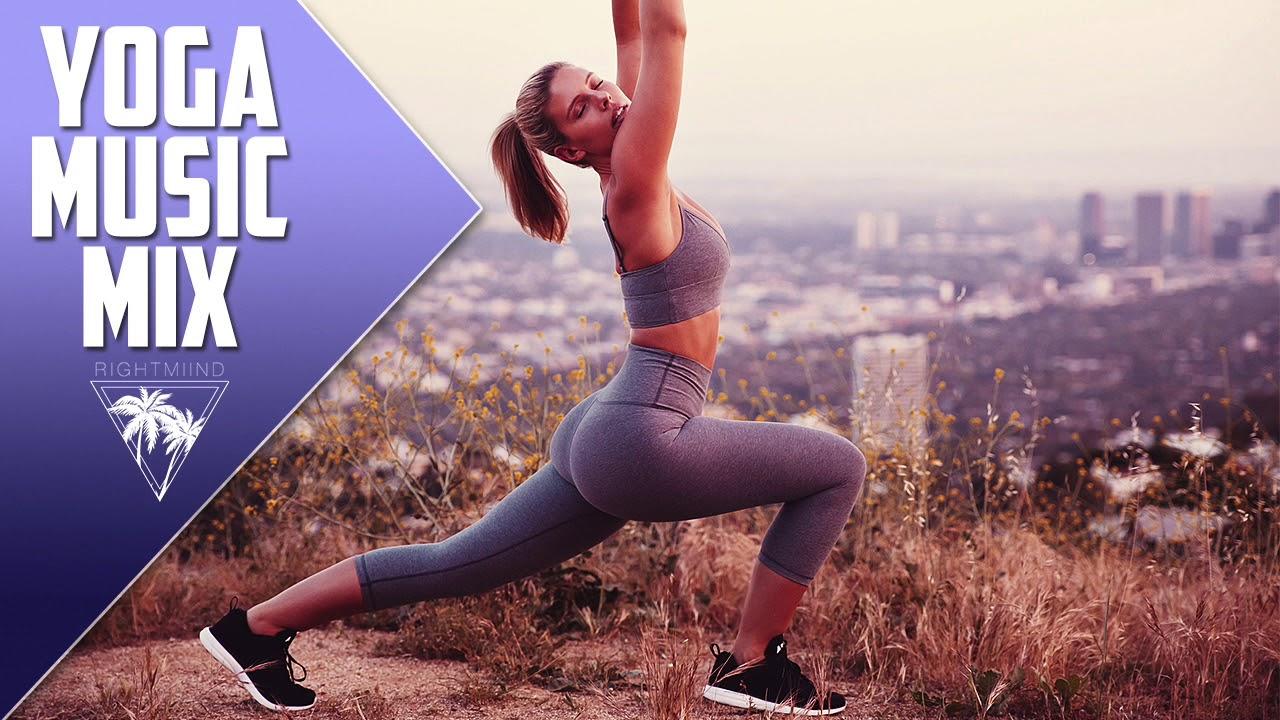 yoga music relax spiritual flow uplifting upbeat