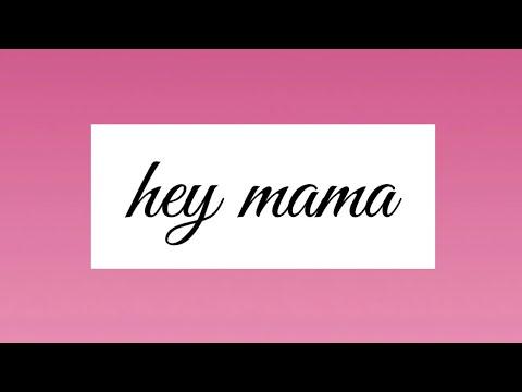 Hey Mama Jonas Blue Whatsapp Status Youtube