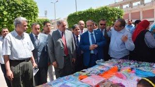 رئيس جامعة أسيوط يشارك احتفال يوم الوفاء للطفل اليتيم