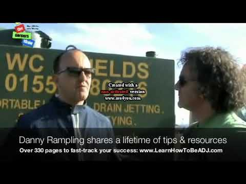 Danny Rampling Interview Pt 2: Learn How To Be A DJ