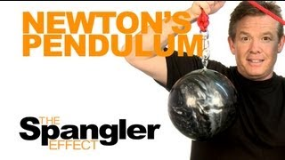 The Spangler Effect - Newton's Pendulum Season 01 Episode 04 thumbnail