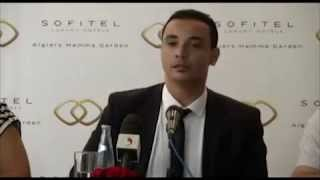 Partenariat Médafco Mowgli avec Kamel Osmane dans le JT Soir de Khaled Drareni