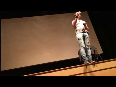 CASEY NEISTAT VISITS OHIO STATE - (2/13/17) - Full Talk