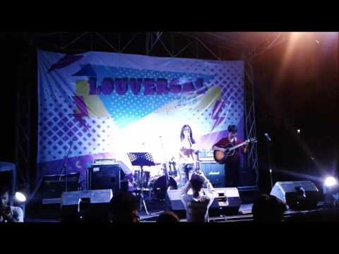 Rahmania Astrini Feat Andri Guitara_If I Ain't Got You At Louversal TU