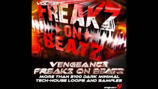 Vengeance-Soundcom - Vengeance Freakz on Beatz Vol 3