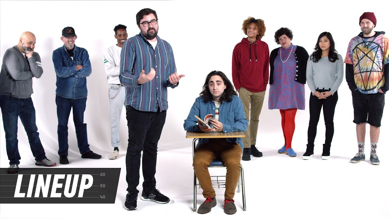 Teachers Attempt to Guess Who's High from a Group of Strangers
