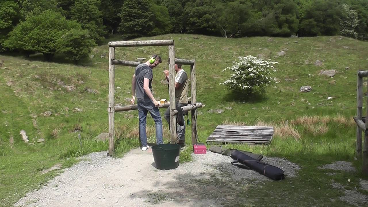 how to make clay pigeons