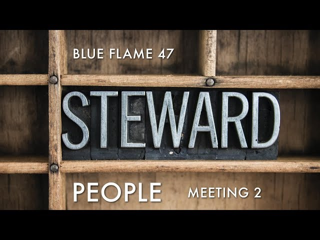 People Stewardship Meeting 2