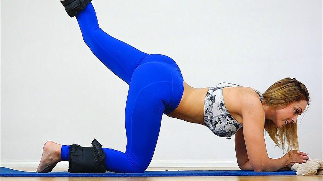 Amanda Elise Lee Butt Workout