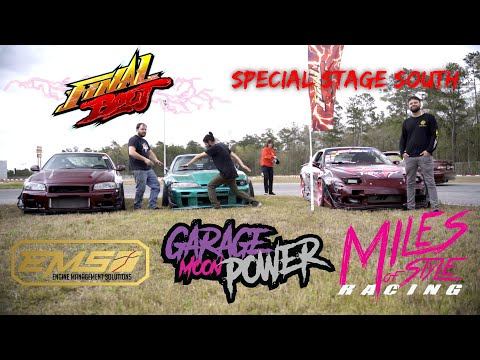 Garage Moon Power - Final Bout Special Stage South - Daily Driver Media
