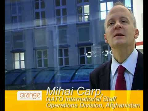 Interview to Mihai Carp, NATO International Staff, Operations Division, Afghanistan Issues