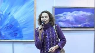 Отзыв с выставки Виктории ПреобРАженской. 2009 год