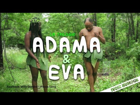 ADAMA & EVA - TRILOGIE (Willy Dumbo)