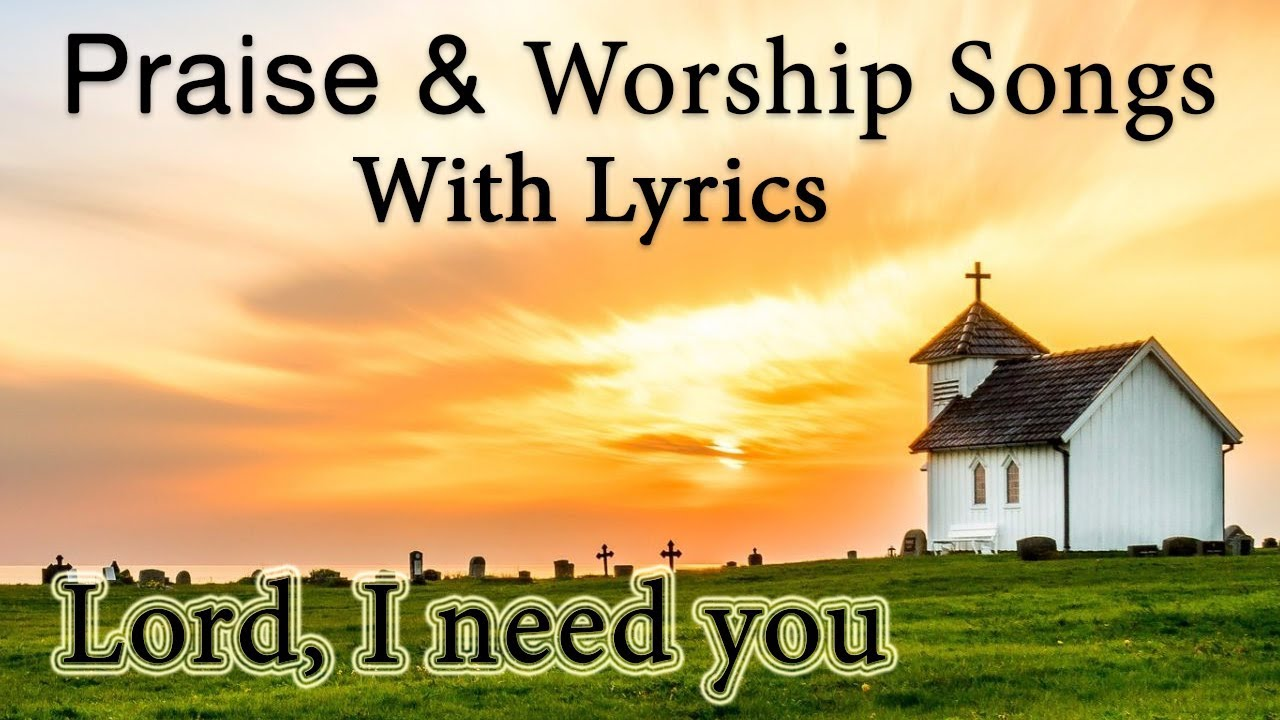 All in christian song