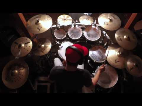 Volbeat - A Warrior's Call - Drum Cover By Collin Rayner