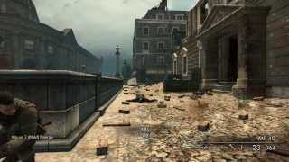 G.O. Plays: Sniper Elite V2 (W/ Askee)