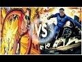 Mr Fantastic vs Plastic Man Marvel vs Dc