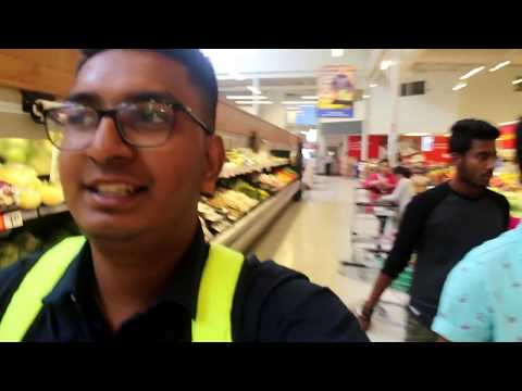 FIRST DAY IN CANADA | GROCERY SHOPPING | INTERNATIONAL STUDENT