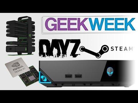 Razer Project Christine Vorgestellt - Playstation Now Streaming Dienst - Nvidia Tegra K1 Vorgestellt