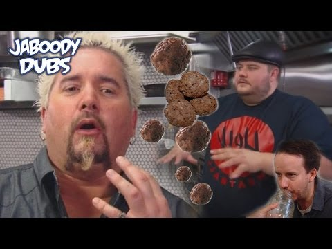 Guy Fieri Dub: Meatball Grubbin' from YouTube · Duration:  2 minutes 22 seconds
