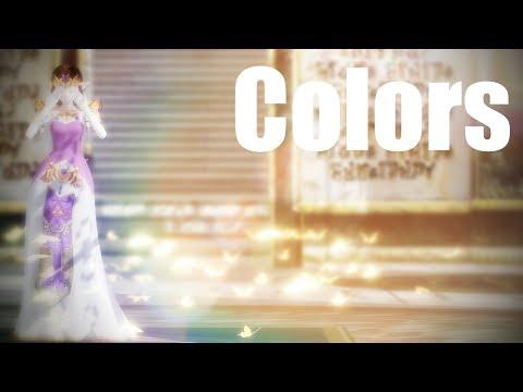[MMD] Colors - Zelda [DL]