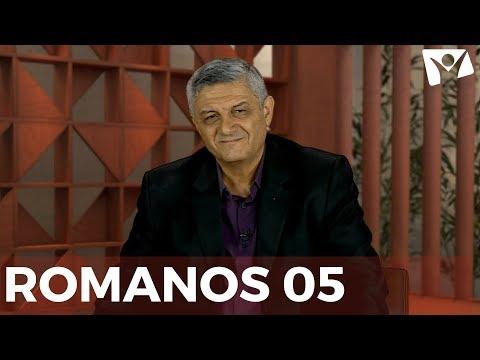REAVIVADOS POR SUA PALAVRA   ROMANOS 05  27 de Maio
