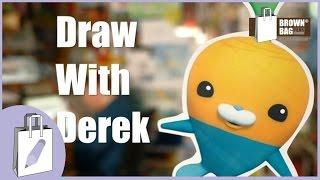 Draw with Derek - Vegimals