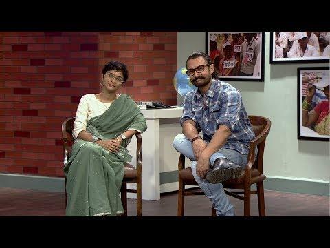 Toofan Aalaya, 2018, Episode 2 Featuring: Aamir Khan, Kiran Rao, Geetanjali Kulkarni, Jitendra Joshi