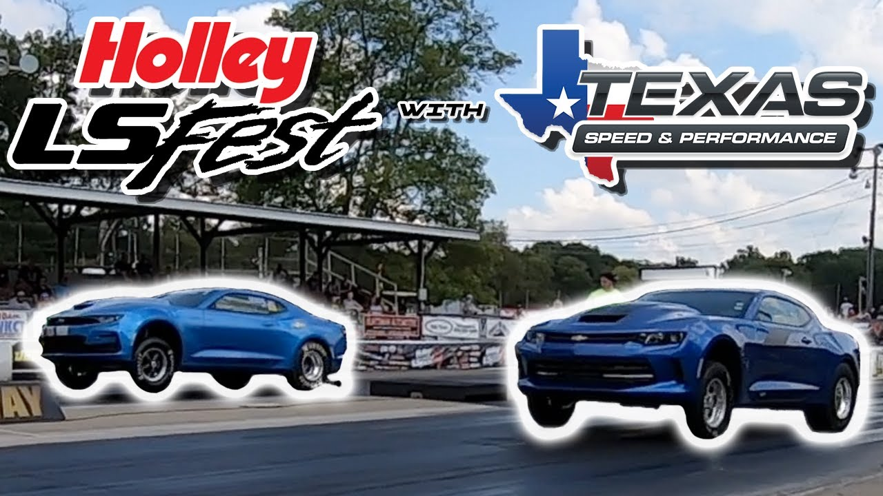 LS Fest 2020 With Texas Speed!