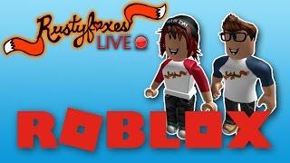 Venez nous rejoindre à Roblox! Amusons-nous un peu de plaisir du vendredi!