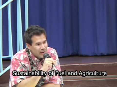 Chris Baron, Senator Sam Slom and Virginia Enos Part 2