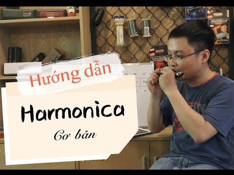 [Học Kèn Harmonica Tremolo]Giới thiệu kèn Tremolo!!
