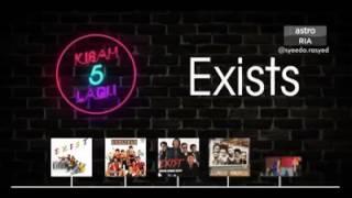 Exists : Kisah 5 Lagu