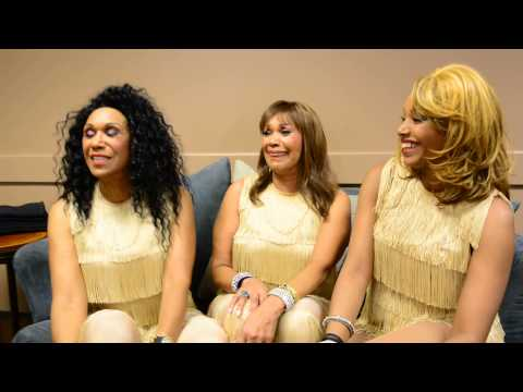 The Night Of The Proms Interview with The Pointer Sisters