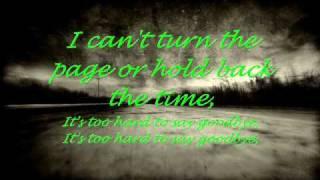 Westlife Too hard to say goodbye Lyrics.mp3
