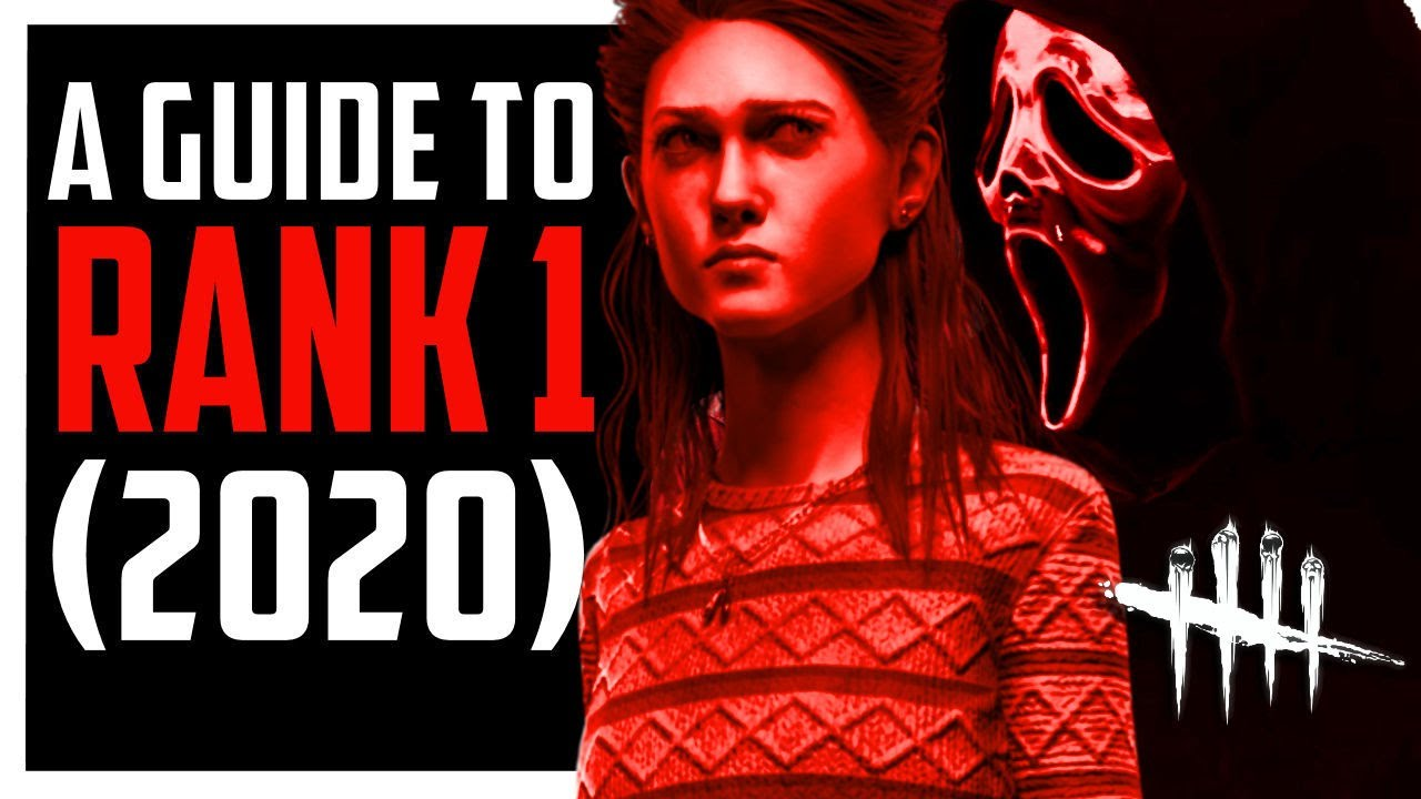 Download How to get to Rank 1 in Dead by Daylight (2020)