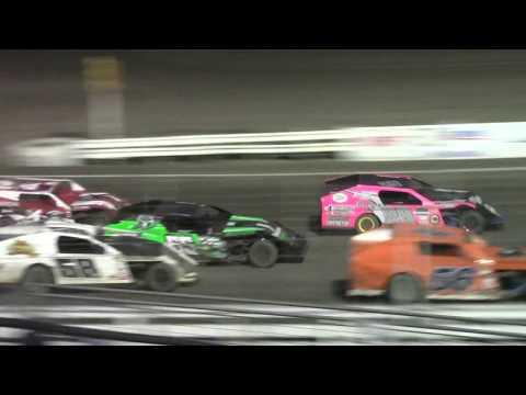 Nodak Speedway IMCA Modified A-Main (8/27/17)